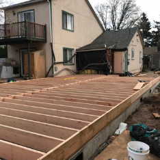 custom deck building and construction portland oregon