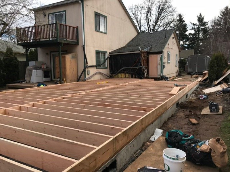 deck builders Gresham oregon a&l construction and remodeling